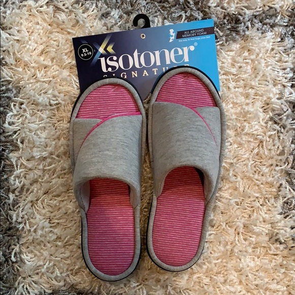 isotoner Shoes - Isotoner slippers. Brand new with tags